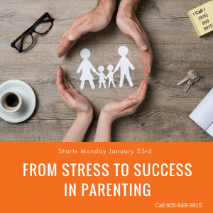 Stress to Success in Parenting