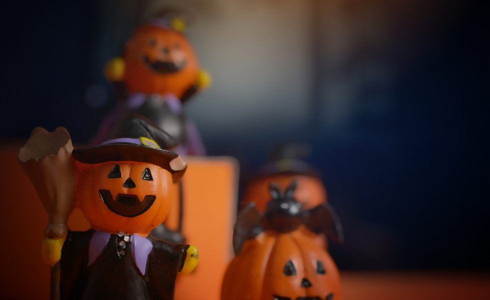 Read at your own Risk: Surviving Halloween 2017