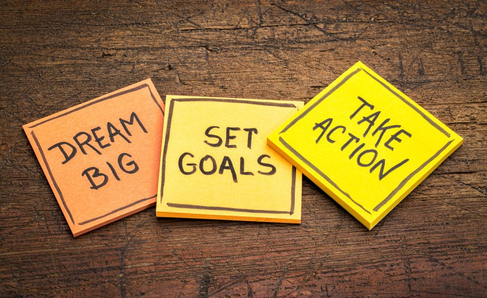 Motivating Yourself to Achieve Goals and Practice New Skills